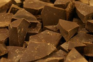 チョコくだき